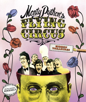 Cover ADRIAN BESLEY, monty python´s flying circus