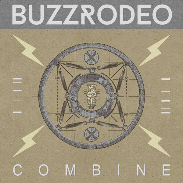 BUZZ RODEO, combine cover
