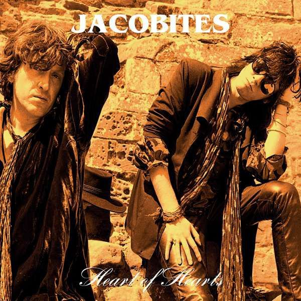 Cover JACOBITES, heart of hearts