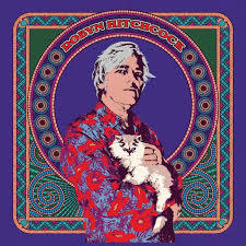 ROBYN HITCHCOCK, s/t cover