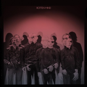 Cover ROTTEN MIND, s/t