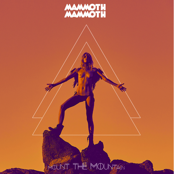Cover MAMMOTH MAMMOTH, mount the mountain