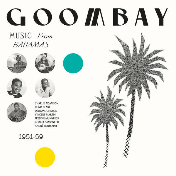 V/A, goombay! - music from the bahamas 1951-59 cover