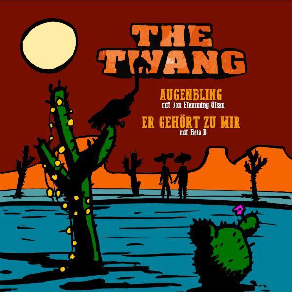 TWANG, augenbling cover