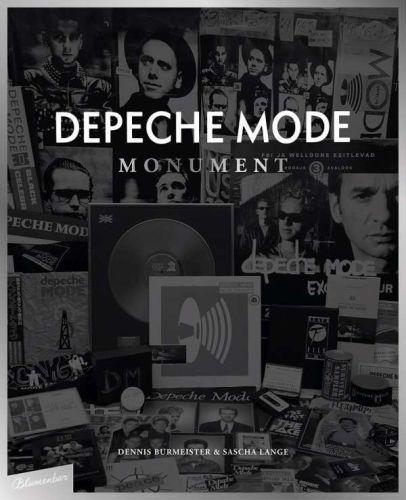 DENNIS BURMEISTER/SASCHA LANGE, depeche mode - monument cover
