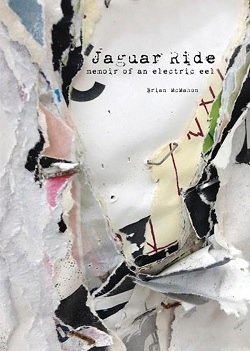 Cover ELECTRIC EELS, jaguar ride: memoir of an electric eel