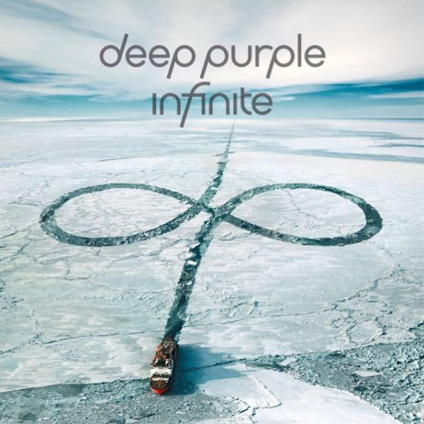 Cover DEEP PURPLE, infinite