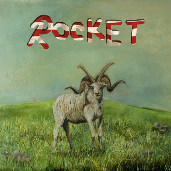 Cover SANDY ALEX G, rocket