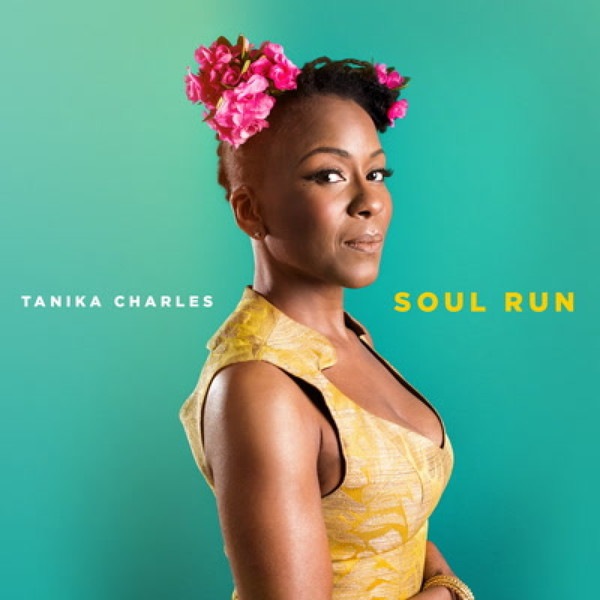 Cover TANIKA CHARLES, soul run
