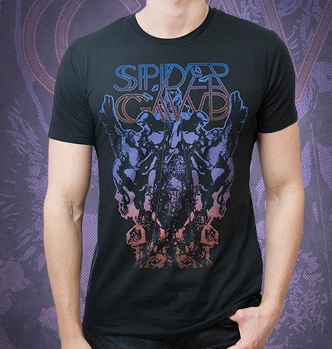 Cover SPIDERGAWD, statue (boy) black