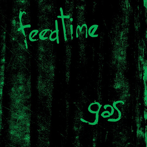 Cover FEEDTIME, gas
