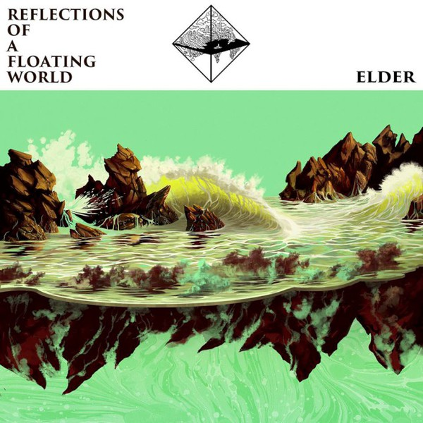 Cover ELDER, reflections of a floating world