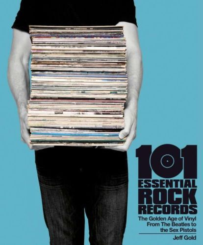 Cover JEFF GOLD, 101 essential rock records