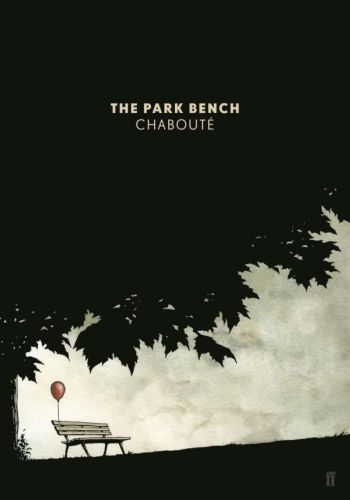 CHRISTOPHE CHABOUTE, the park bench cover