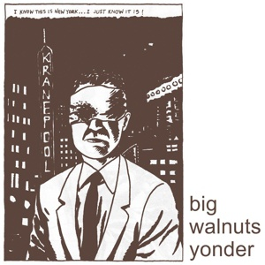BIG WALNUTS YONDER, s/t cover