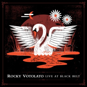 ROCKY VOTOLATO, live at blackbelt cover
