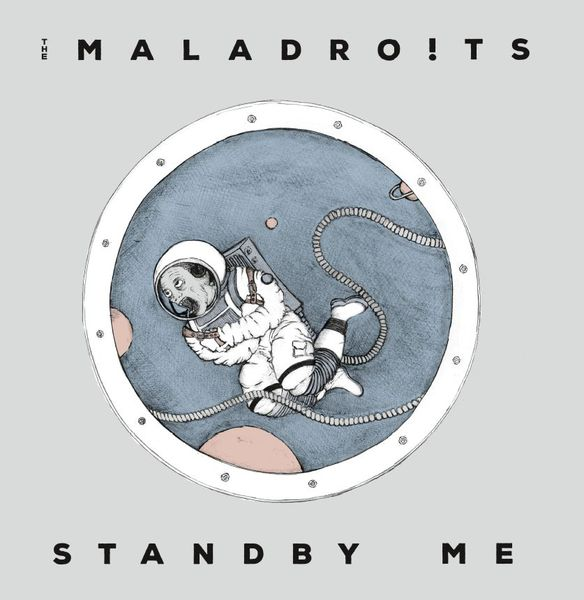 Cover MALADROITS, standby me