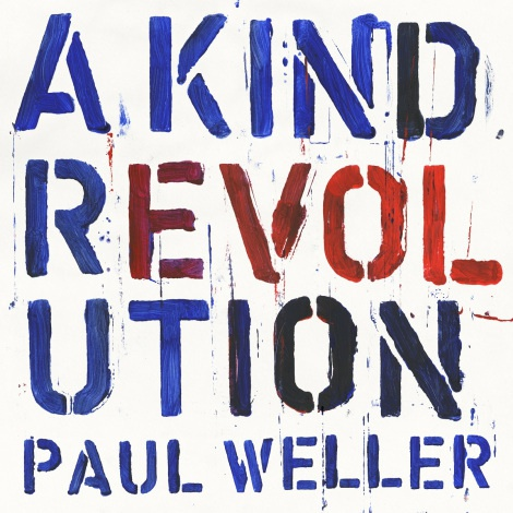 Cover PAUL WELLER, a kind revolution