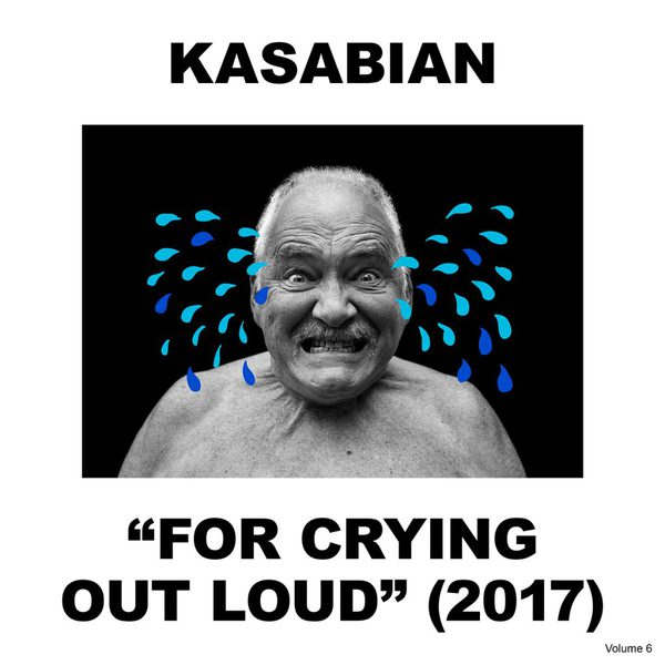 KASABIAN, for crying out loud cover