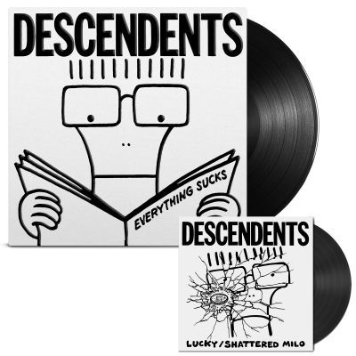 Cover DESCENDENTS, everything sucks (20th anniversary edition)