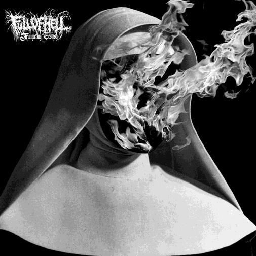 FULL OF HELL, trumpeting ecstasy cover