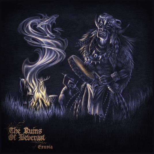 RUINS OF BEVERAST, exuvia cover
