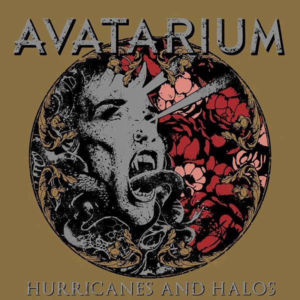 Cover AVATARIUM, hurricanes and halos