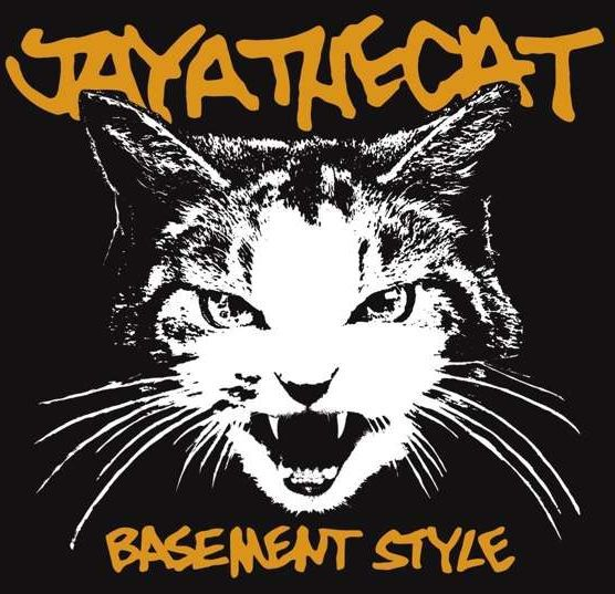Cover JAYA THE CAT, basement style