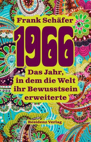 FRANK SCHÄFER, 1966 cover
