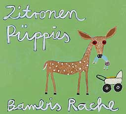 Cover ZITRONEN PÜPPIES, bambis rache