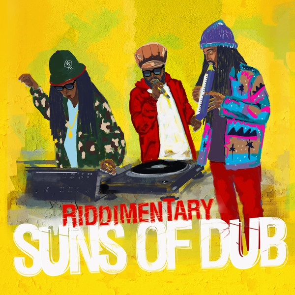 Cover SUNS OF DUB, riddimentary