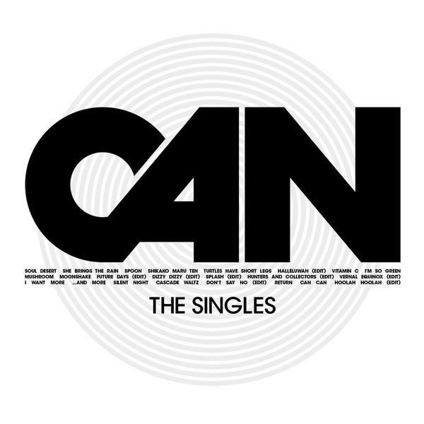 CAN, the singles cover