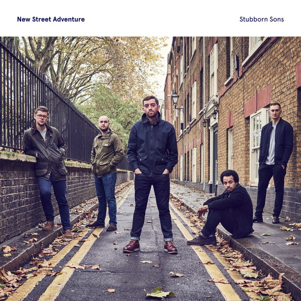 NEW STREET ADVENTURE, stubborn sons cover