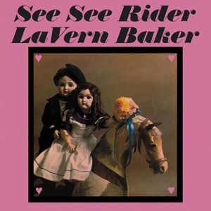 Cover LAVERN BAKER, see see rider