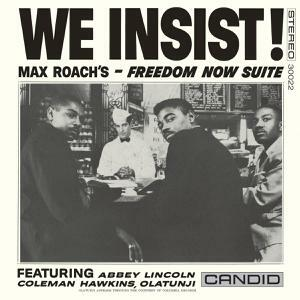 Cover MAX ROACH, we insist!