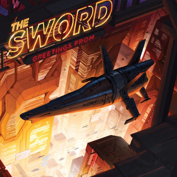 Cover SWORD, greetings from ...