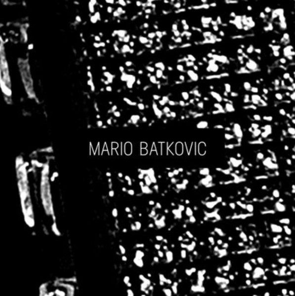 MARIO BATKOVIC, s/t cover