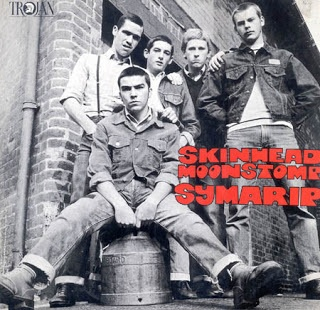 Cover SYMARIP, skinhead moonstomp