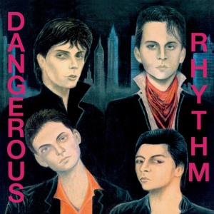 DANGEROUS RHYTHM, s/t cover