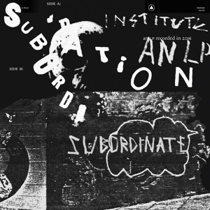 INSTITUTE, subordination cover