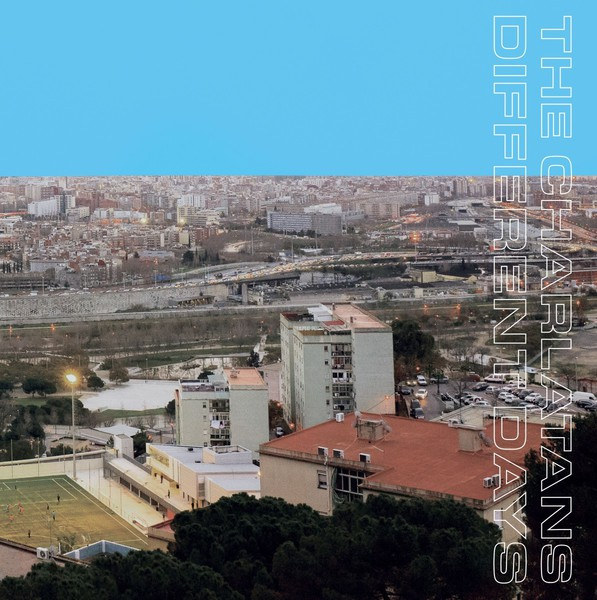 CHARLATANS, different days cover