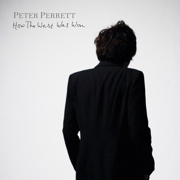 Cover PETER PERRETT, how the west was won