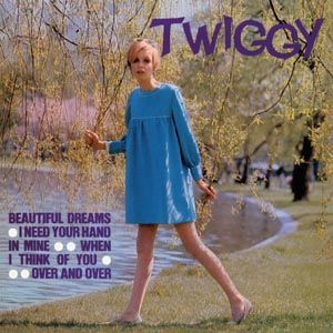 Cover TWIGGY, beautiful dreams ep