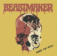 Cover BEASTMAKER, inside the skull