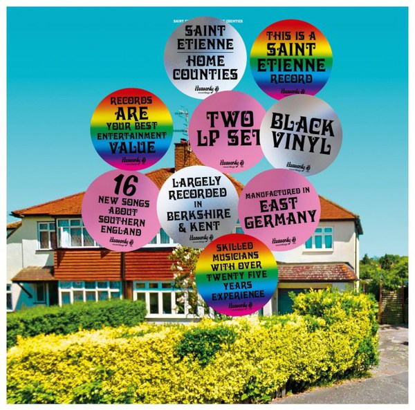 Cover SAINT ETIENNE, home counties