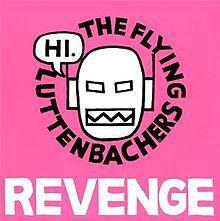 FLYING LUTTENBACHERS, revenge of the flying luttenbachers cover