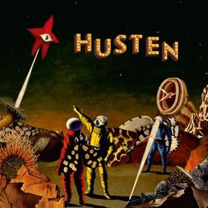 HUSTEN, s/t cover