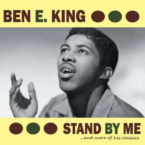 Cover BEN E. KING, stand by me...and more of his classics