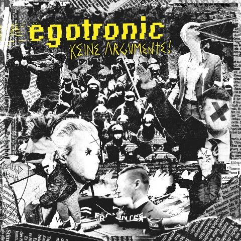 EGOTRONIC, keine argumente cover