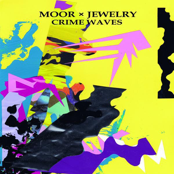 MOOR MOTHER, moor x jewelry: crime wav cover